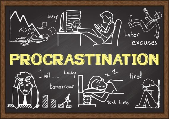 Procrastination – The Silent Killer