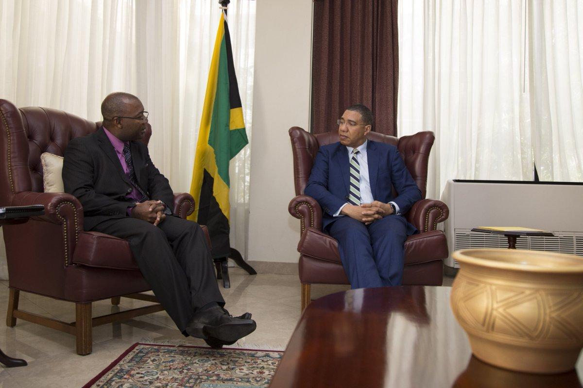 Jamaicans  In Nigeria  Encouraged To Invest  In Jamaica