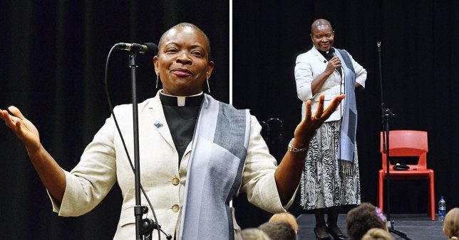 Church of England appoints Hudson-Wilkin as first ever black female bishop
