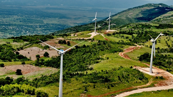 Powered Up with Wind Energy in Jamaica