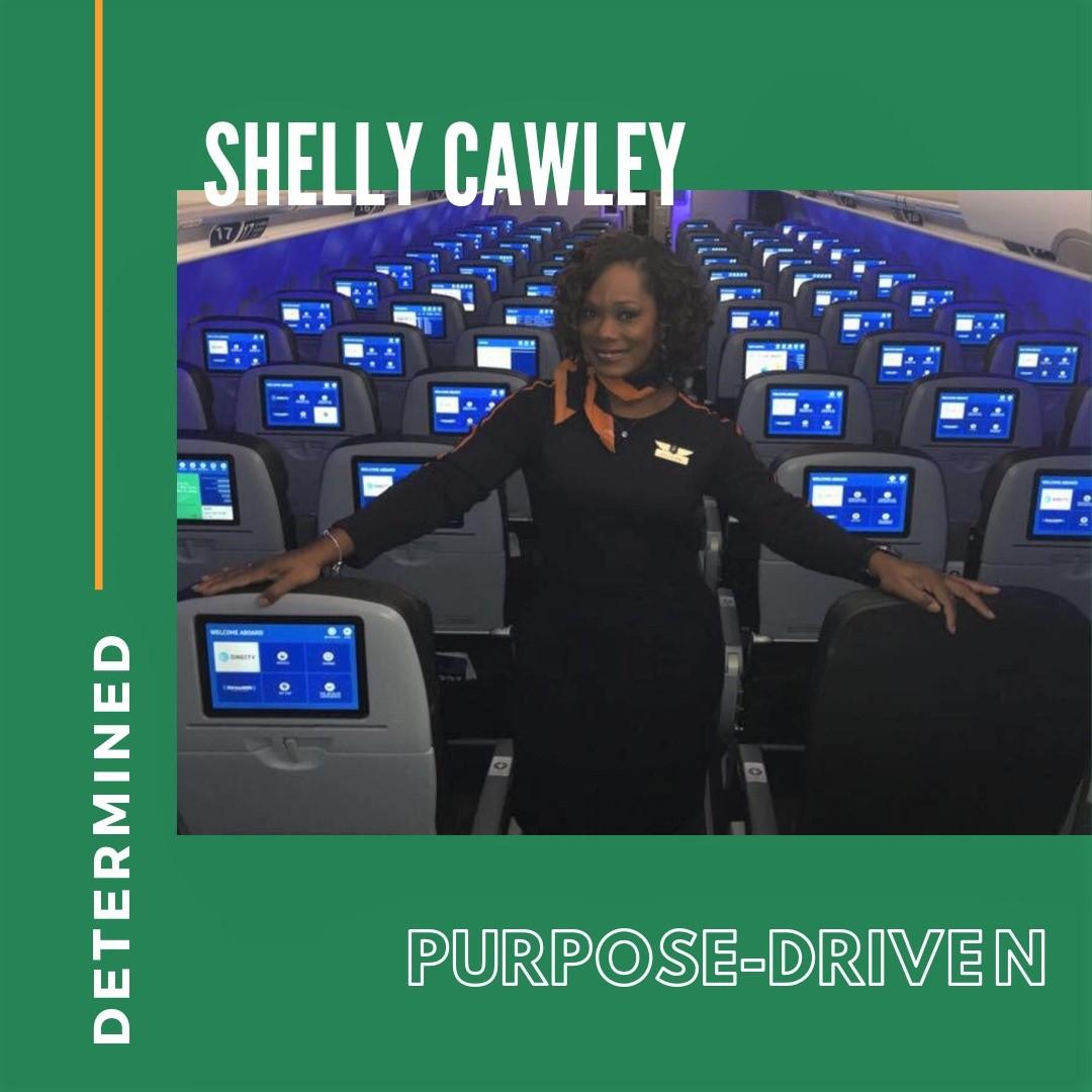 Shelly-Ann Cawley: The Powerhouse