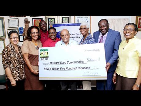 Powerful Women, Men Donate $7.5m To Mustard Seed Communities