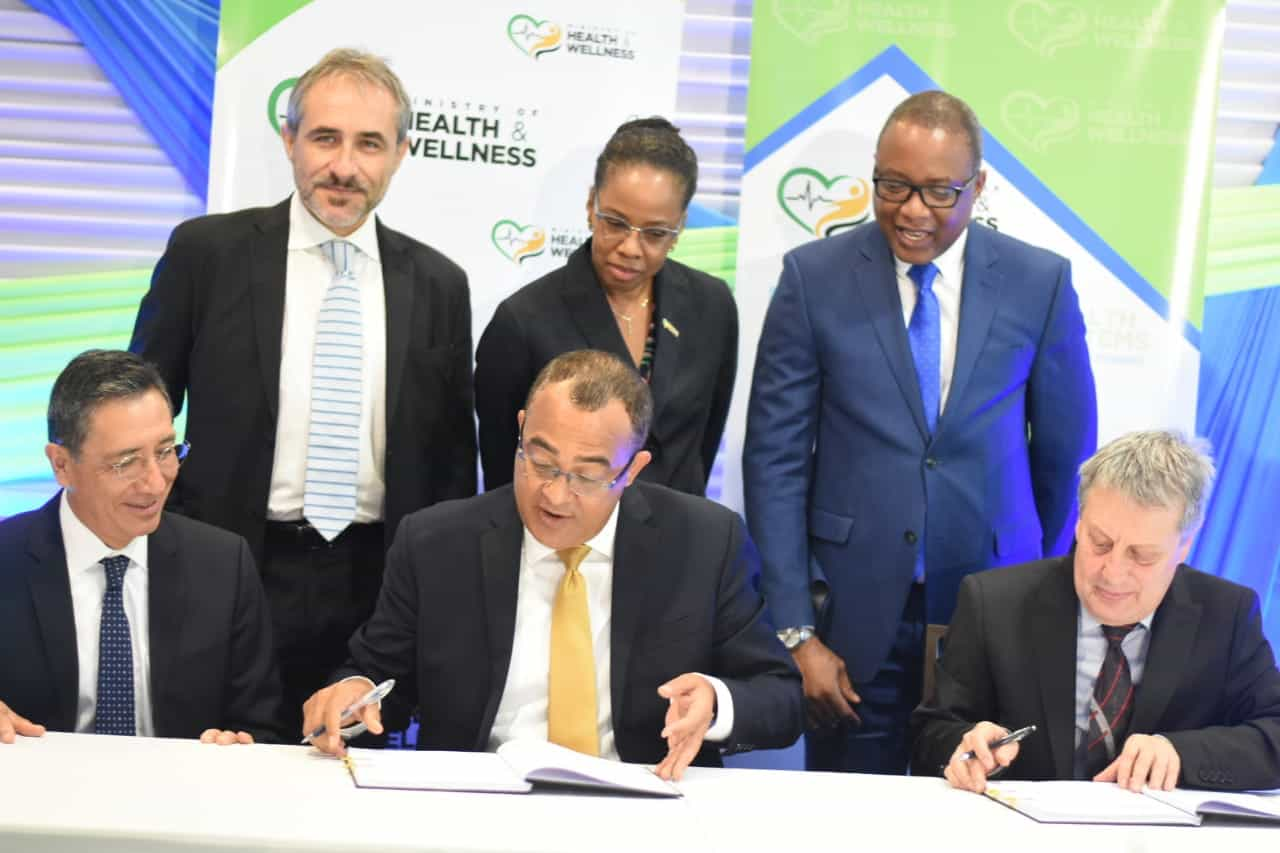 New health systems strengthening programme for Jamaica