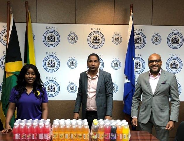 BIGGA Soft Drinks Steps Up to Assist KSAMC Shelters