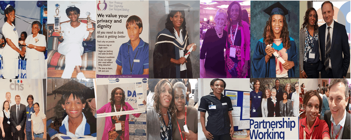 Ms Annesha Archyangelio | Jamaican Nurses in the UK