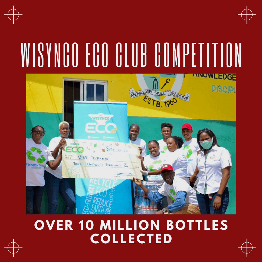 Over 10 Million Bottles Collected Through Wisynco ECO Club Competition