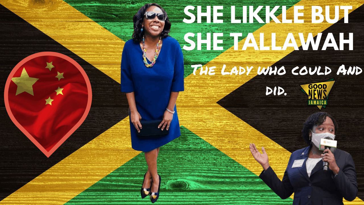 Education is the Global Passport: The Story of Jamaica's Cultural Ambassador Nadine Muschette