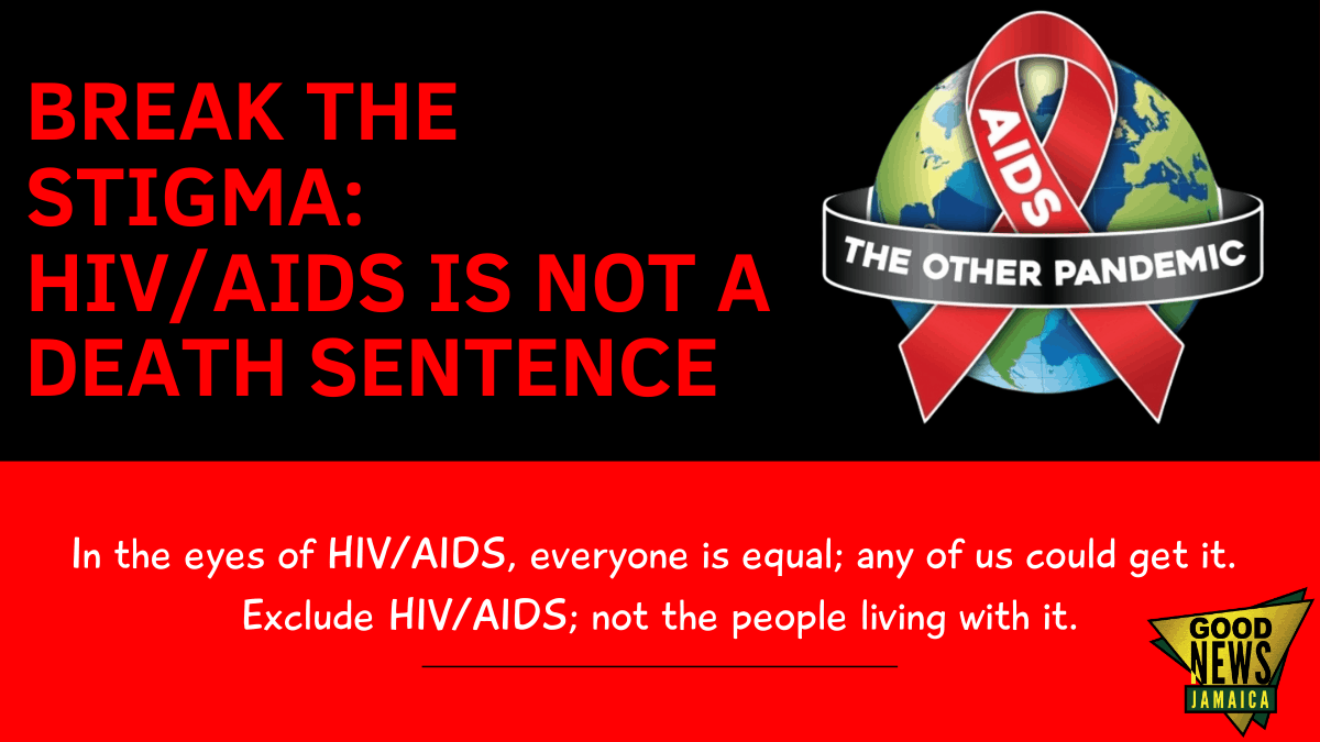 End the Stigma: HIV is not a Death Sentence