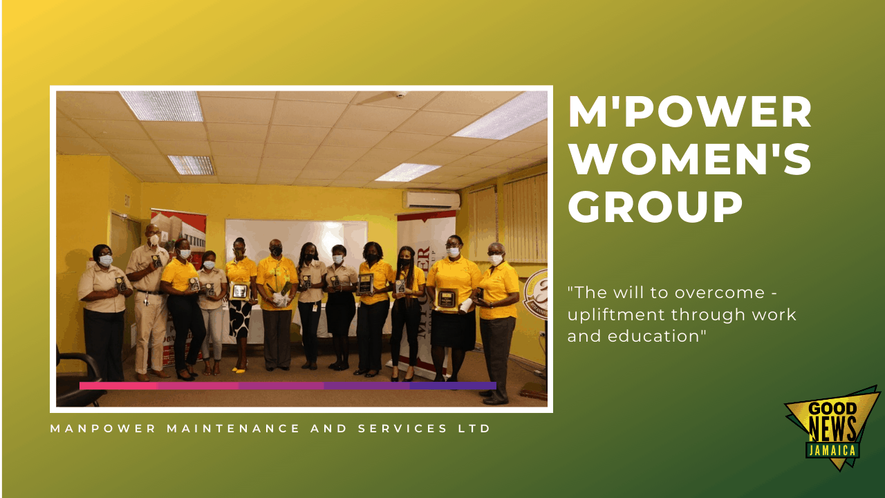 M'Power Women's Group: Uplifting Women Through Work and Education