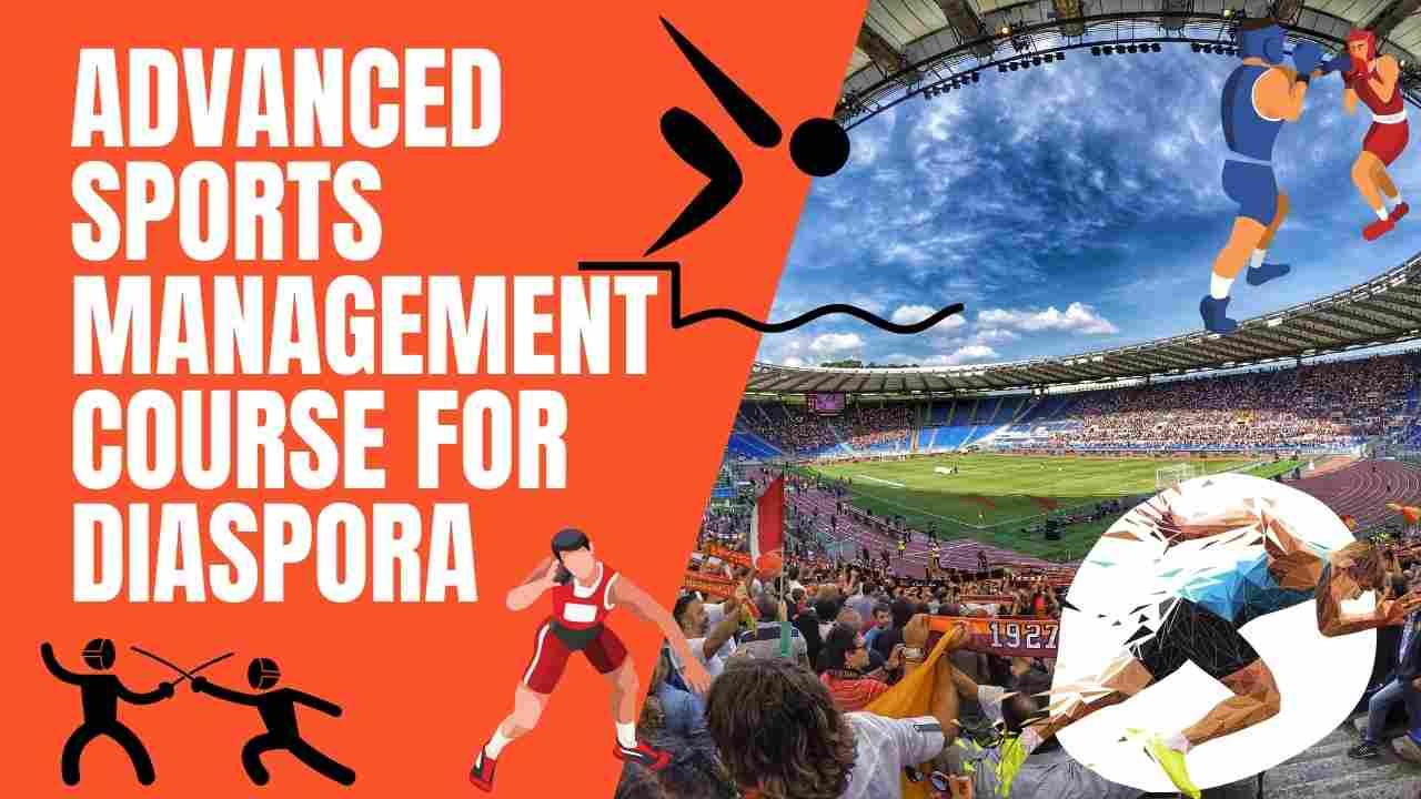 JOA takes Advanced Sports Management course to Diaspora
