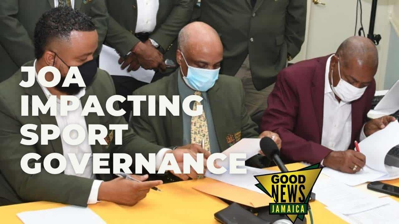JOA impacting sport governance in the Olympic Movement