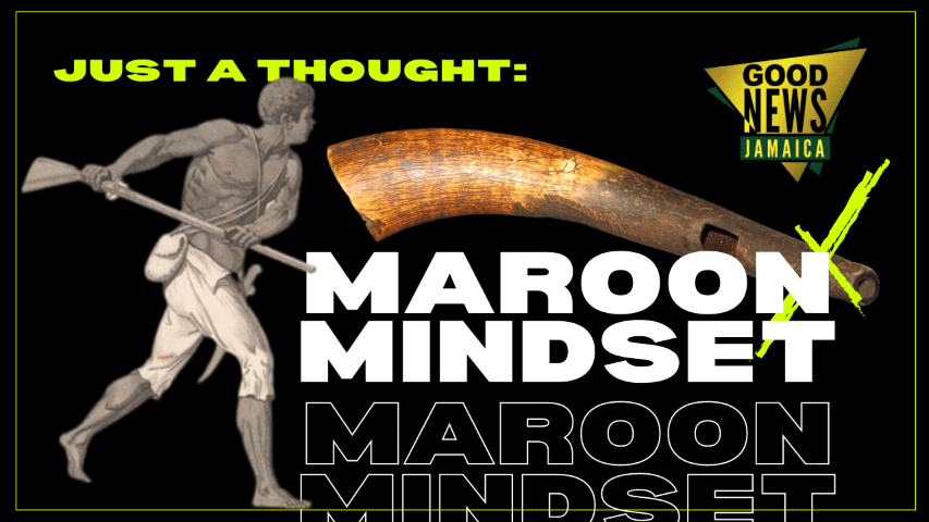 Just A Thought: My Maroon Mindset