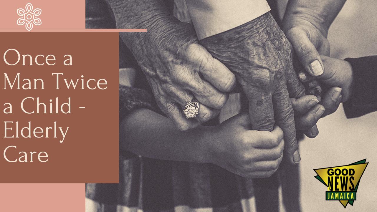 Providing Care For The Elderly