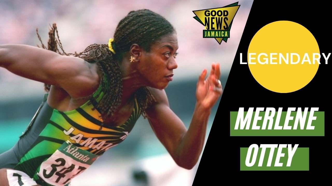 Merlene Ottey – A True Legend