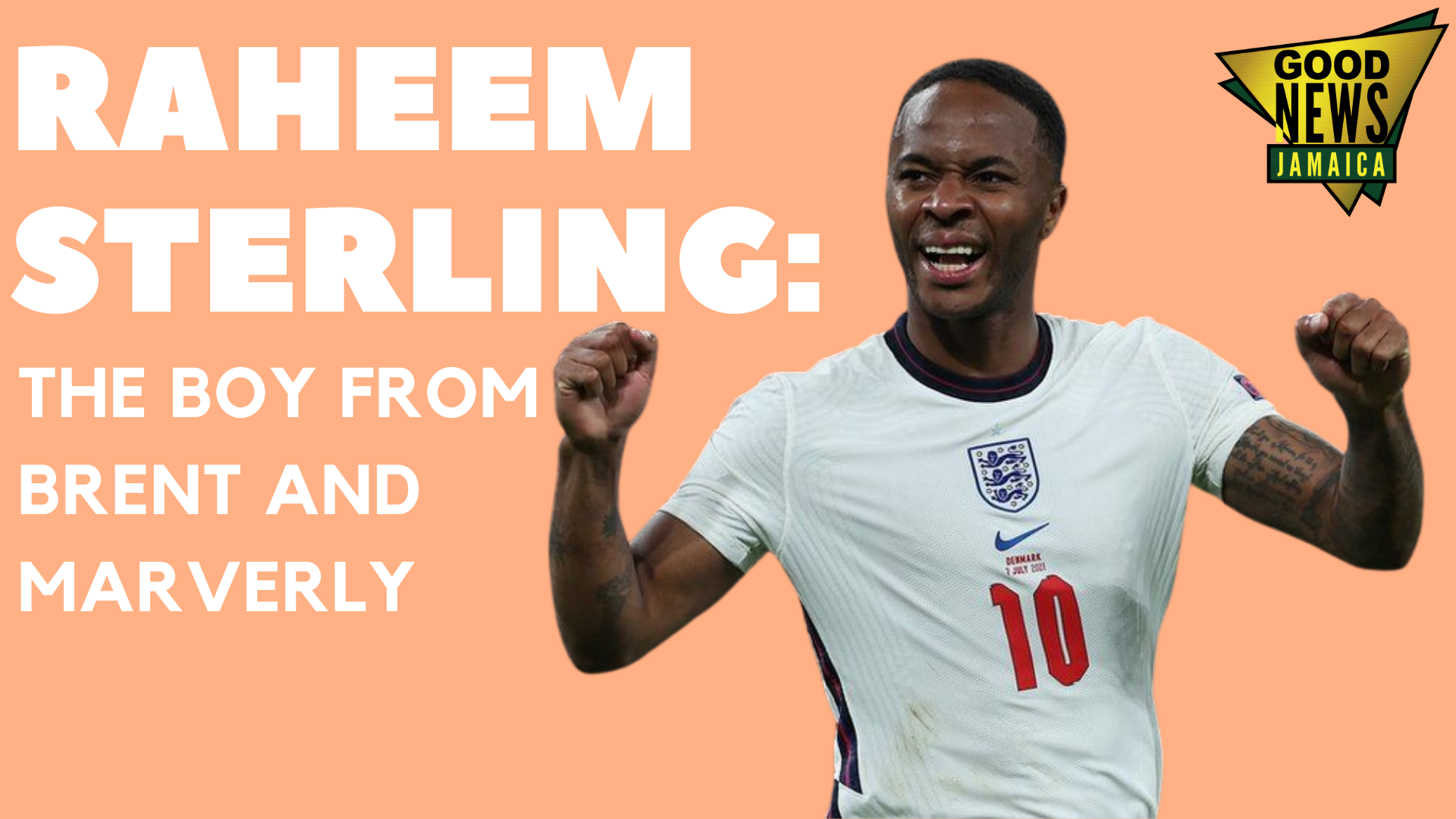 Raheem Sterling – The Boy from Brent and Marverley
