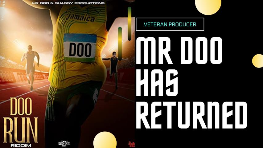 The Anticipated Return of Mr Doo To The Studio